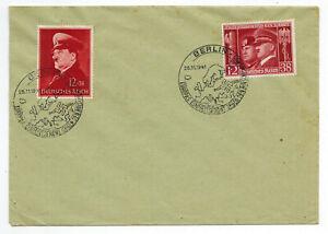 Beleg-1941-Mi-Nr-763-und-772-mit-SST-Berlin-25-11-1941-Europas-Einheitsfront