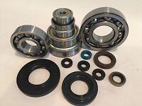 Yamaha Yfz450r Yfz 450r Bottom End Engine Motor Bearing & Seal Rebuild Kit Crank