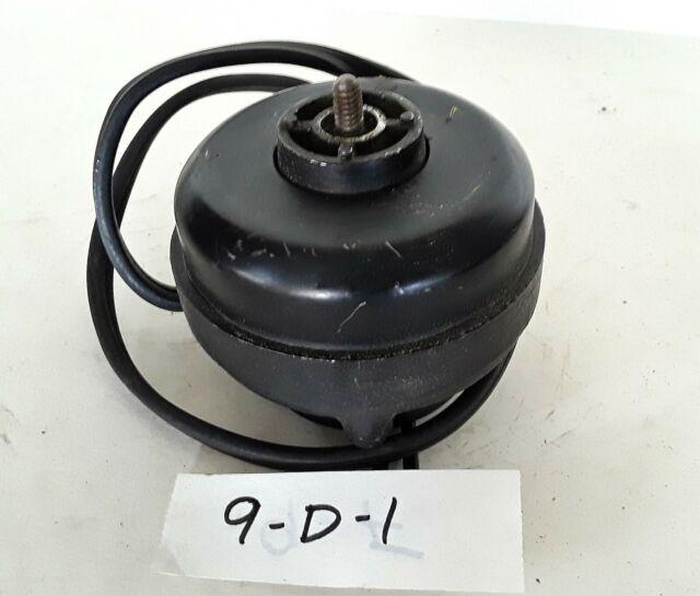 GE Motor 5KSP51AL512 .16 Amp 4w 1550 RPM 230v CW USA Made