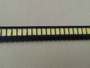 100-pcs-SMD-SMT-5630-5730-Big-chip-0-5W-High-power-Cool-white-LED