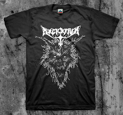 ARCKANUM 'Fenris Kindir' T shirt (Taake Watain Gorgoroth Dissection Venom)