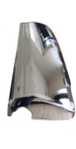 Volvo Vnl Vnr Vnx 300 400 640 740 760 860 Cover Chrome Curved Cb Hole Left 16-18