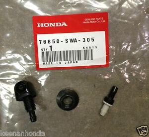 Honda Genuine 76850-SWA-305 Windshield Washer Nozzle Assembly