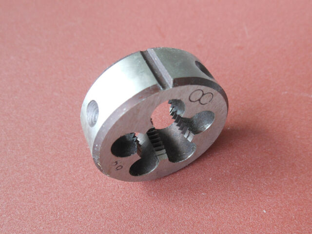 New 1pc Metric Right Hand Die M15X1.0mm Dies Threading Tools 15mmX1mm pitch