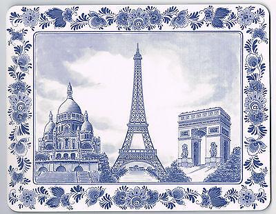 PARIS - TOUR EIFFEL - TAPIS DE SOURIS SOUVENIR - MOUSE PAD - NEUF NEW NEU NUEVO