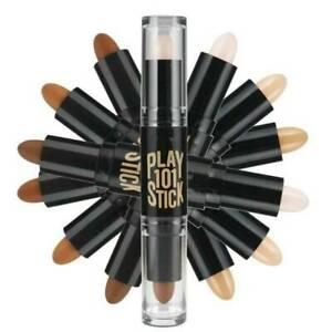 Maquillaje-Corrector-Crema-Natural-Base-De-Ojos-Rostro-resaltar-Contorno-Forma-de-Boligrafo