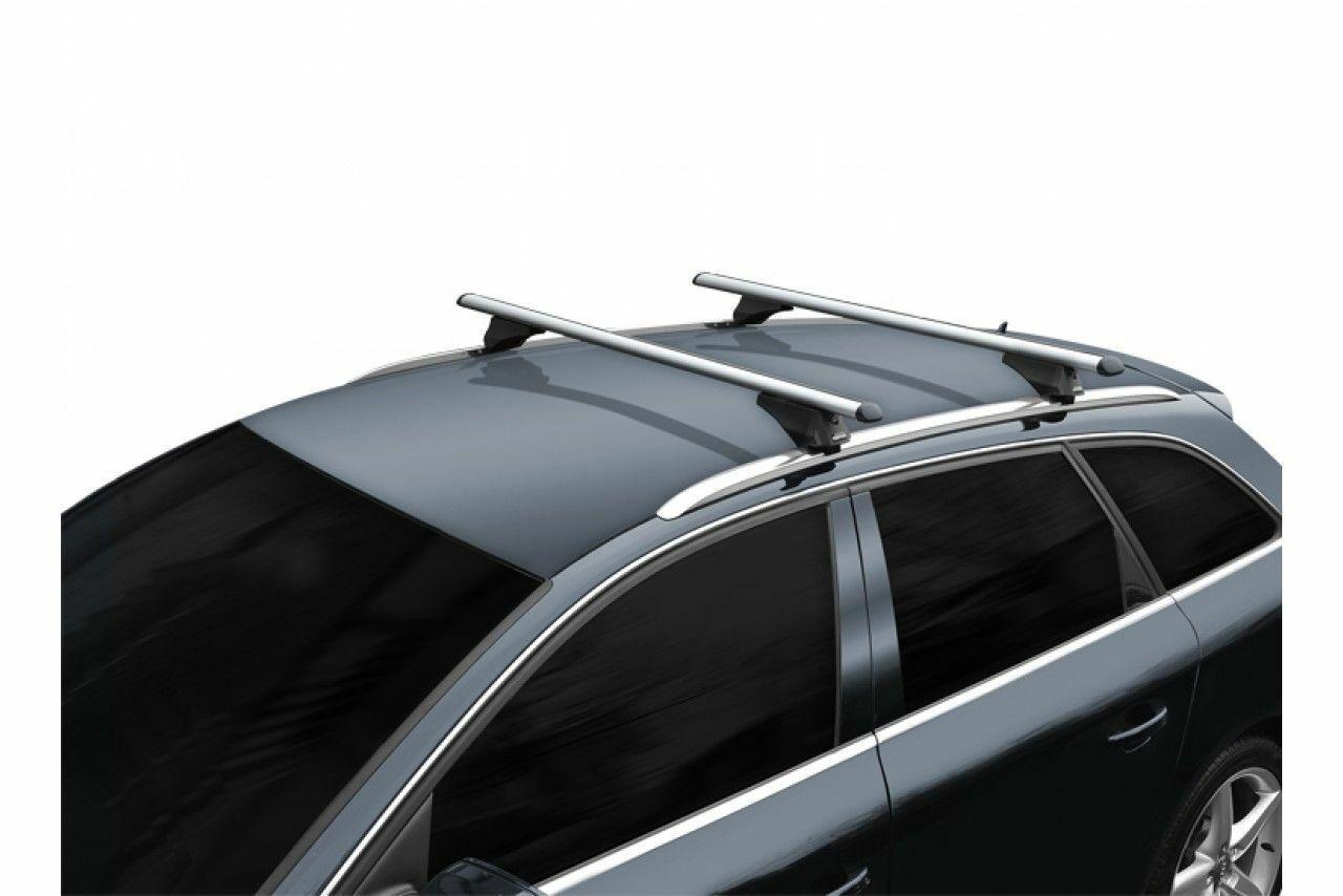 Roof Rack Cross BarsFord Focus 3//5dr Hatchback 2004-2011 mk2