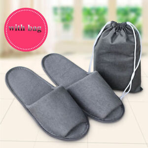 Women's Shoes Non-disposable Slippers Hotel Travel Hospitality Slippers Soft Warm Slippers