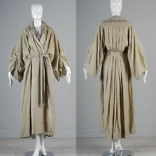 1910s Edwardian Walking Coat Full Sleeves Antique Outerwear Collector Museum VTG