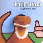 Little Dinosaur Finger Puppet Book by Imagebook (Board book, 2008)