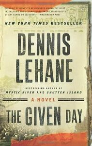 Complete-Set-Series-Lot-of-3-Coughlin-Mystery-books-by-Dennis-Lehane-Given-Day