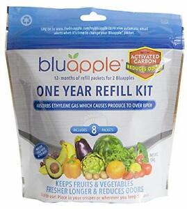 Bluapple Carbon Refill Kit