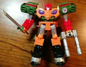 Transformers-RID-Bludgeon-Robots-in-Disguise-Warrior-Class-100-Complete