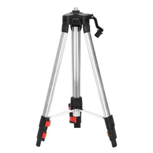1,2M Support de Laser à Mise Niveau Trépied Outil de Mesure Niveau Automatique