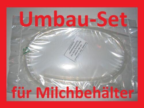 Milchaufschäumer ESAM6700 PrimaDonna Avant UMBAUSET für DeLonghi MILCHBEHÄLTER