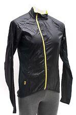 Mavic Men Cosmic Pro Road Bike Lightweight Packable Wind Rain Jacket Small NEW