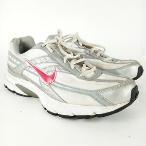 Nike-Initiator-Athletic-Shoes-Women-Size-10-Gray-Runners