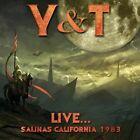 Live Salinas California 1983 Audio CD