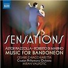 Sensations: Music for Bandoneon (2014)
