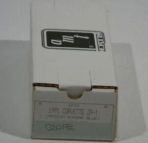 1991-MEDIUM-QUASAR-BLUE-CORVETTE-ZR-1-AMT-ERTL