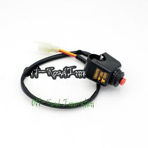 ULA 86-87 Oem Réplica Kawasaki TECATE 3 Interruptor de Faros, HL en Off  interruptor KXT250 | eBayeBay