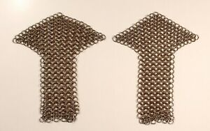 Vintage-Pair-Dragoon-Guards-Chain-Mail-Epaulettes