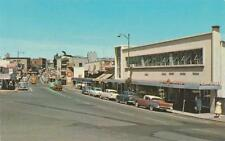 Photo. 1959-60. Nanaimo, BC Canada. Commercial Street
