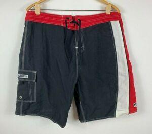Quiksilver-Mens-Boardshorts-Size-XL-100-Nylon-Aussie-Summer-Surf-Brand