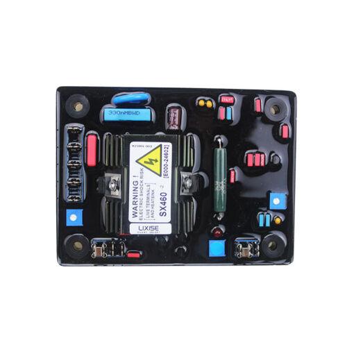 Red Automatic AVR SX460 Voltage Regulator for Generator Voltage Regulator