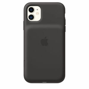 Apple Smart Battery Case with Wireless Charging for iPhone 11 - Black