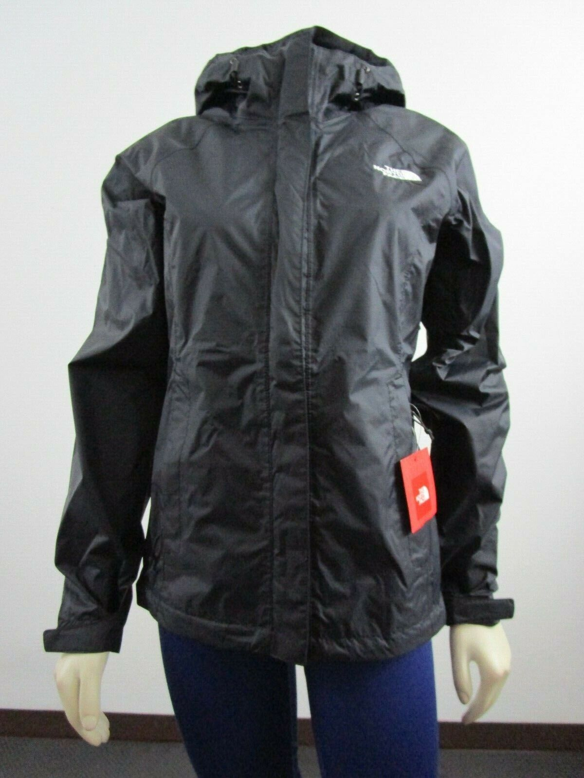 The North Face Men/'s Venture DryVent Waterproof Rain Jacket TNF Red NEW $99