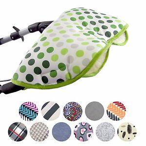 handmuff muff handw rmer handschuh f r kinderwagen mit lammwolle 10 farben ebay. Black Bedroom Furniture Sets. Home Design Ideas