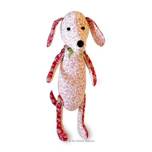 Dog Sewing Pattern Cute 12\