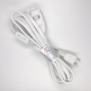 Customized 6 ft Extension Cord  16//2 with Thumb Wheel On//Off Switch
