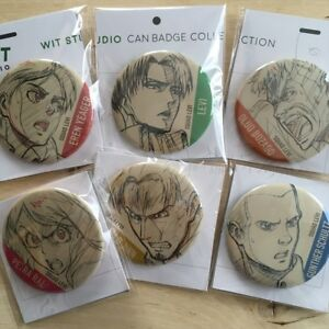 Attack-on-Titan-Can-Badge-IG-store-Limited-Eren-Levi-Oluo-Petra-Eld-Gunther
