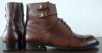 JOOP! Boots Herren Kurzschaft Stiefel Knöchelstiefel Schuhe Echtleder Gr.42 NEU | eBay