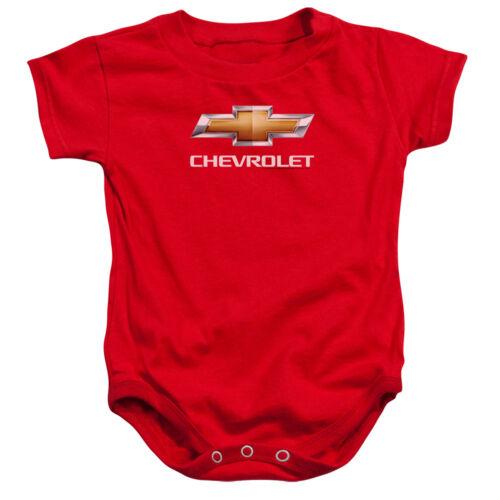 Chevrolet Logo Noeud Papillon Rouge Enfant Bébés Ange