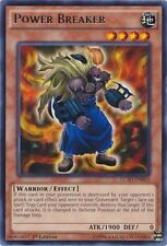 Yu-Gi-Oh LC5D-EN063 Power Breaker X3 Rare 1st edition Playset