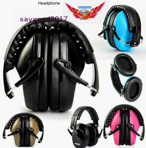 Foldable-Kids-Safety-Ear-Muffs-25dB-Noise-Reduction-Hearing-Protection-Earmuff