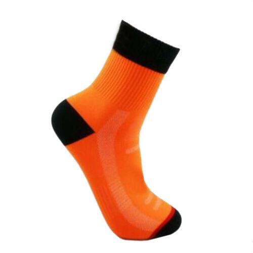US/_ Unisex MTB Cycling Riding Socks Basketball Running Sport Breathable Sock Bea