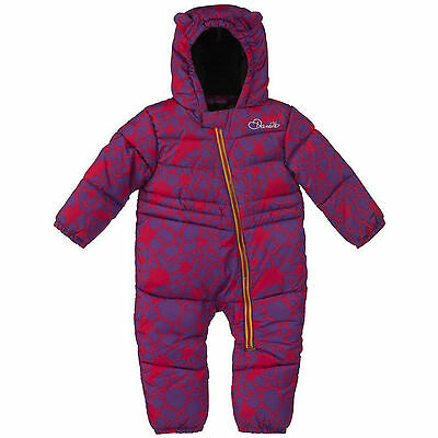 Dare2b Snuggler Insulated Padded Kids Snowsuit Girls Boys Baby All-In-One Suit