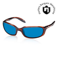 Costa Del Mar 580 Glass Brine Tort Frame Blue Lens Sunglasses BR10OBMGLP