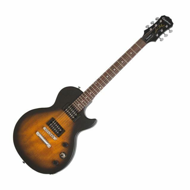 Epiphone Les Paul Special VE LP Vintage Edition Vintage Sunburst Electric Guitar