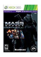Mass Effect Trilogy - Xbox 360 Box Free Shipping