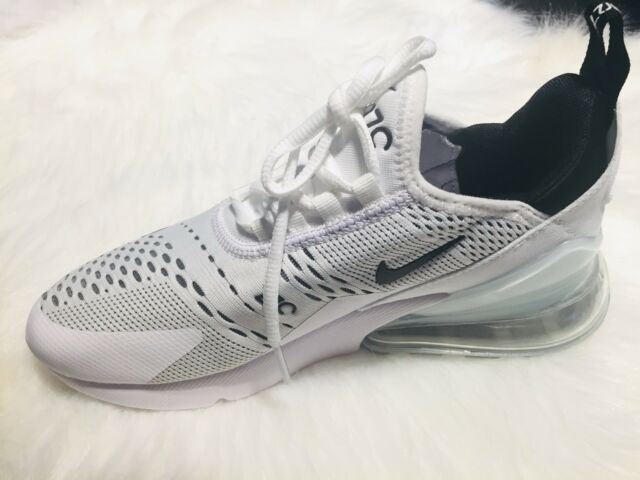 Nike Air Max 270 Women Running Shoe White/black