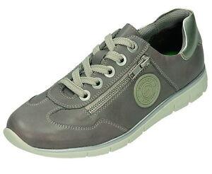 Damen In Neu Schuhe Auswechselbares Remonte Übergröße Mit Schnürschuh RSTqxOw