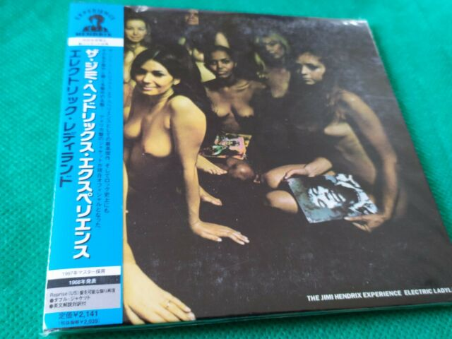 The Jimi Hendrix Experience – Electric Ladyland - 68/2006 - CD/Mini Vinyl