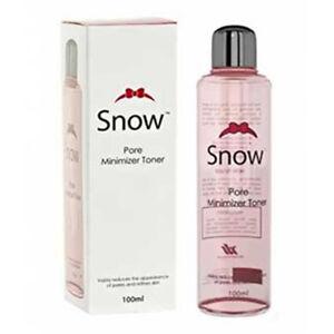 Snow Pore Minimizer Minimizing Toner Whitening Lightening By Snow