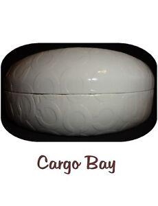 NEW-AUTHENTIC-WHITE-COACH-LOGO-EXTRA-LARGE-HARD-SUNGLASSES-CASE-FREE-SHIPPING