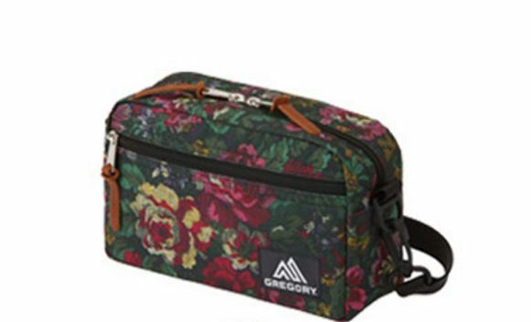 Gregory Padded Shoulder Pouch 2L Garden Tapestry